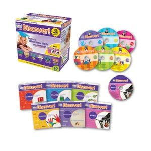 Your Child Can Read Discover Deluxe Edition Books